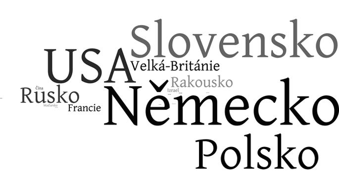 Nejvýznamnější partneři ČR