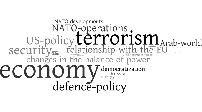 The most important topics of transatlantic relations